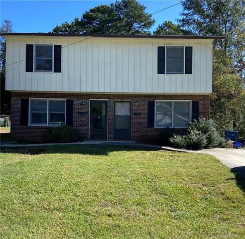 607/609 3rd Street SE, Hickory, NC 28602 (#3672882) :: LePage Johnson Realty Group, LLC
