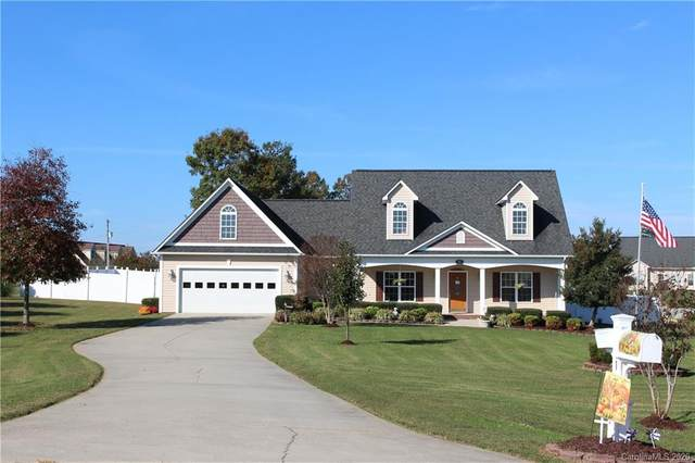 111 Green Gable Lane #18, Salisbury, NC 28147 (#3672946) :: Burton Real Estate Group