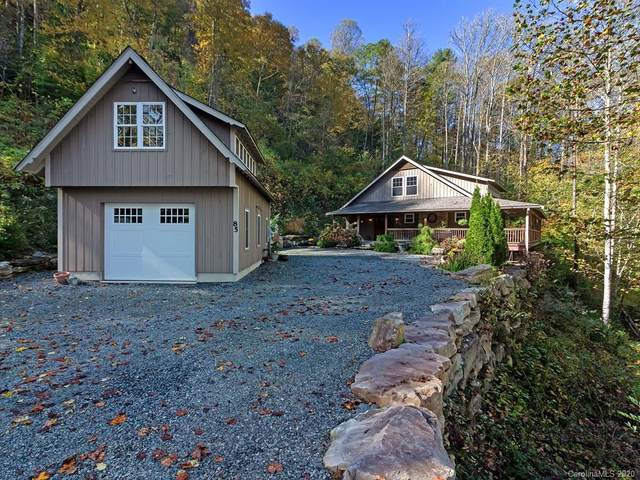 85 Big Rock Road, Pisgah Forest, NC 28768 (#3672949) :: LePage Johnson Realty Group, LLC
