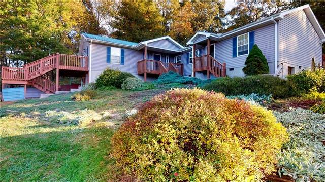 22 Archery Road 20/22, Asheville, NC 28806 (#3672970) :: Caulder Realty and Land Co.