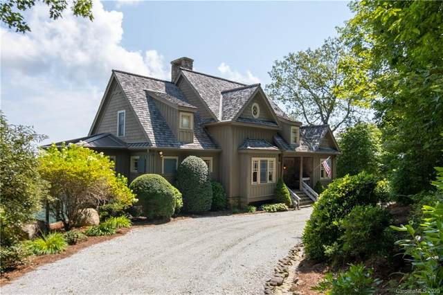 466 Meadow Ridge Drive, Lake Toxaway, NC 28747 (#3673045) :: Carver Pressley, REALTORS®