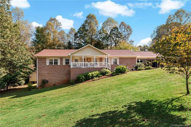 245 Pleasant View Drive, Marion, NC 28752 (#3673068) :: Keller Williams Professionals
