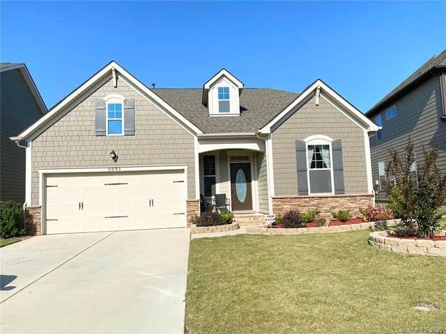 2005 Union Grove Lane, Indian Trail, NC 28079 (#3673097) :: High Performance Real Estate Advisors
