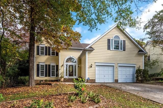 1115 Sunnyview Circle, Matthews, NC 28105 (#3673105) :: Love Real Estate NC/SC