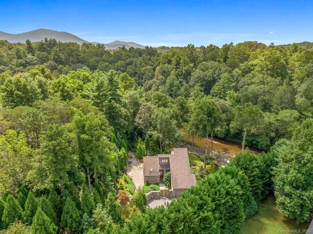 48 Sunnybrook Drive, Asheville, NC 28805 (#3673137) :: High Performance Real Estate Advisors
