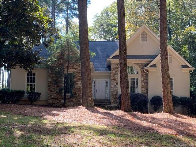 156 Yadkin Falls Road, New London, NC 28127 (#3673162) :: Homes Charlotte