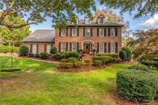 7442 St Clair Drive, Charlotte, NC 28270 (#3673172) :: High Performance Real Estate Advisors