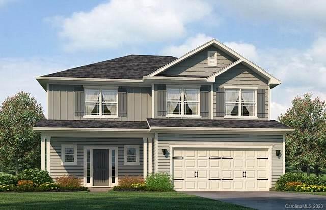 106 Cotton Creek Drive #18, Troutman, NC 28166 (#3673179) :: High Performance Real Estate Advisors