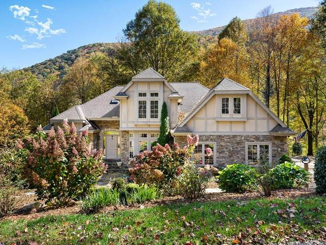 71 Serenity Cove, Maggie Valley, NC 28751 (#3673197) :: Exit Realty Vistas
