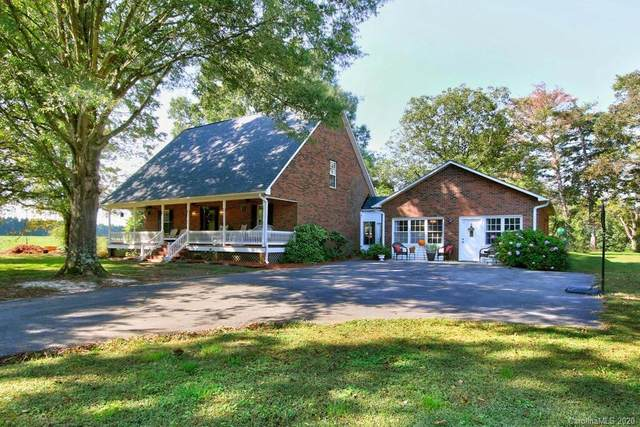 855 Old Cress Road, Salisbury, NC 28147 (#3673208) :: Ann Rudd Group