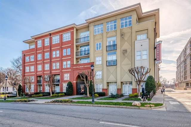1320 Fillmore Avenue #328, Charlotte, NC 28203 (#3673213) :: Caulder Realty and Land Co.