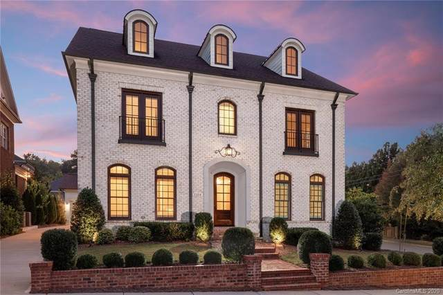 1104 Churchill Commons Drive, Charlotte, NC 28211 (#3673239) :: IDEAL Realty