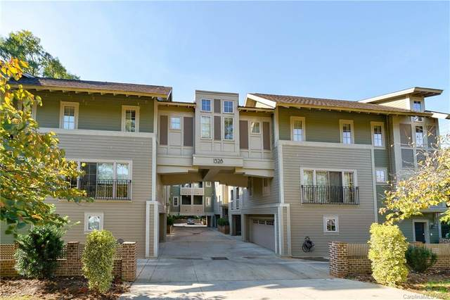 1328 Ordermore Avenue #8, Charlotte, NC 28203 (#3673308) :: Homes Charlotte
