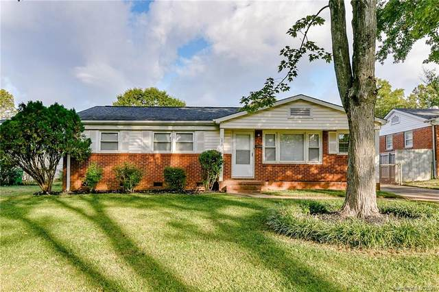 2815 Albany Lane, Charlotte, NC 28205 (#3673358) :: High Performance Real Estate Advisors
