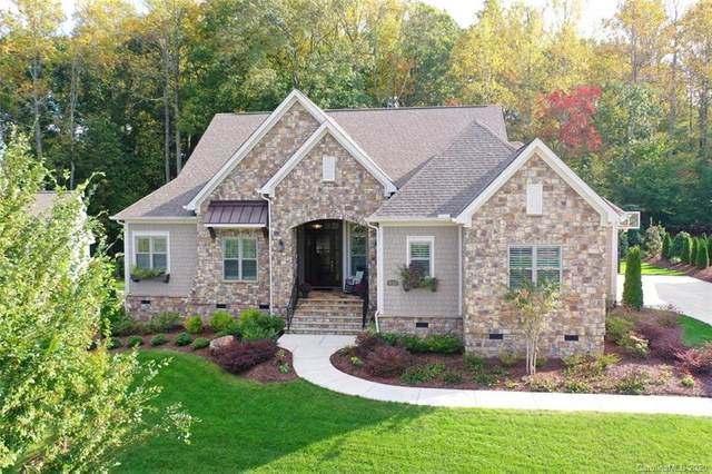 16310 Neff Knoll Lane, Davidson, NC 28036 (#3673364) :: High Performance Real Estate Advisors