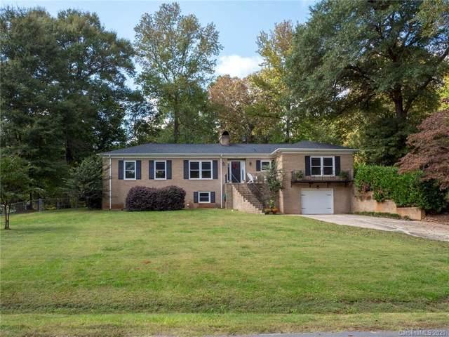 105 Kingsway Circle, Charlotte, NC 28214 (#3673383) :: High Performance Real Estate Advisors