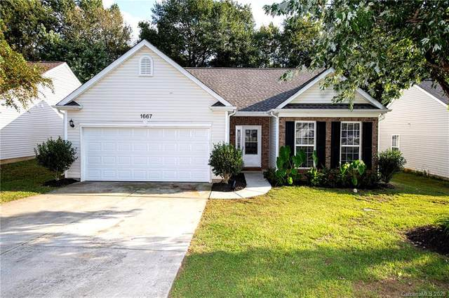 1667 Baylor Drive, Rock Hill, SC 29732 (#3673384) :: Carlyle Properties