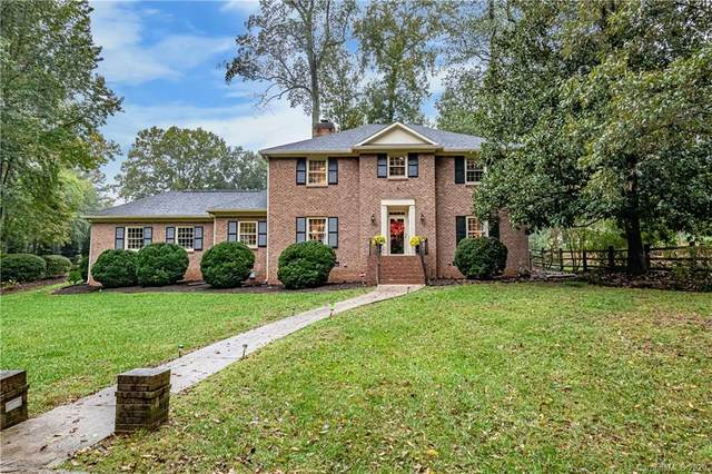 4134 Columbine Circle, Charlotte, NC 28211 (#3673435) :: IDEAL Realty