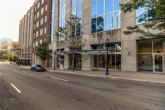 210 N Church Street #1904, Charlotte, NC 28202 (#3673461) :: Scarlett Property Group
