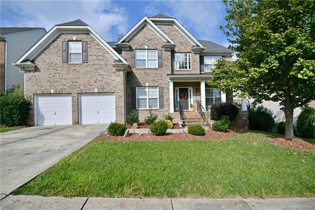 3622 Burnage Hall Road, Harrisburg, NC 28075 (#3673466) :: LePage Johnson Realty Group, LLC