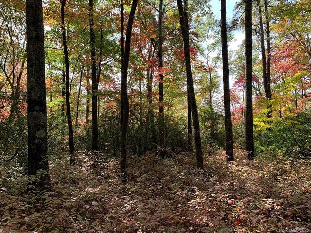 Lot 26 Ridge Trail Drive #26, Balsam Grove, NC 28708 (#3673481) :: Cloninger Properties