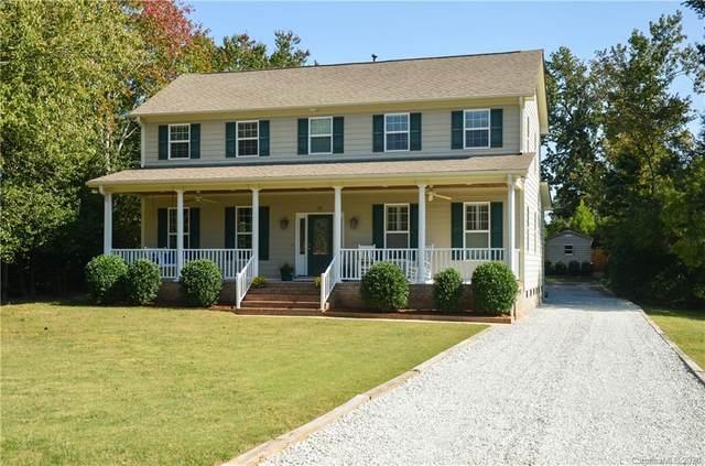 115 S Freemont Street, Matthews, NC 28105 (#3673482) :: LePage Johnson Realty Group, LLC