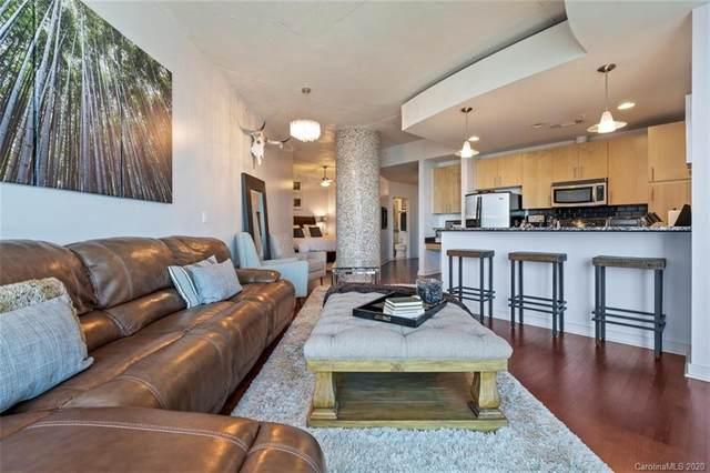 210 N Church Street #3213, Charlotte, NC 28202 (#3673499) :: High Performance Real Estate Advisors