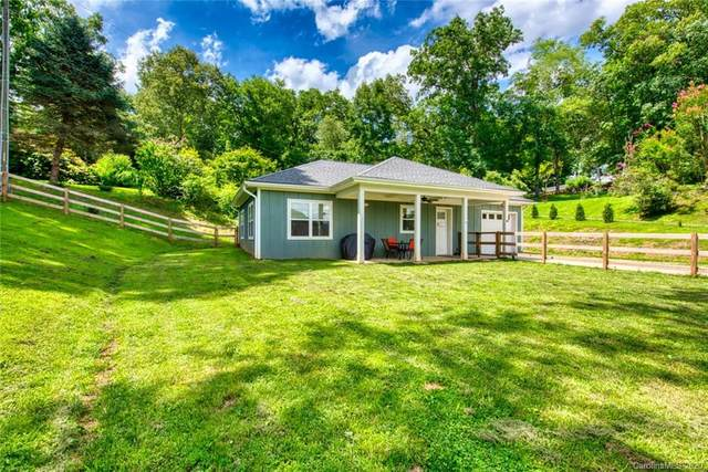 41 Huckleberry Lane, Waynesville, NC 28785 (#3673555) :: The Downey Properties Team at NextHome Paramount