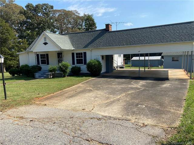 883 Hilldale Drive, Lancaster, SC 29720 (#3673567) :: Robert Greene Real Estate, Inc.