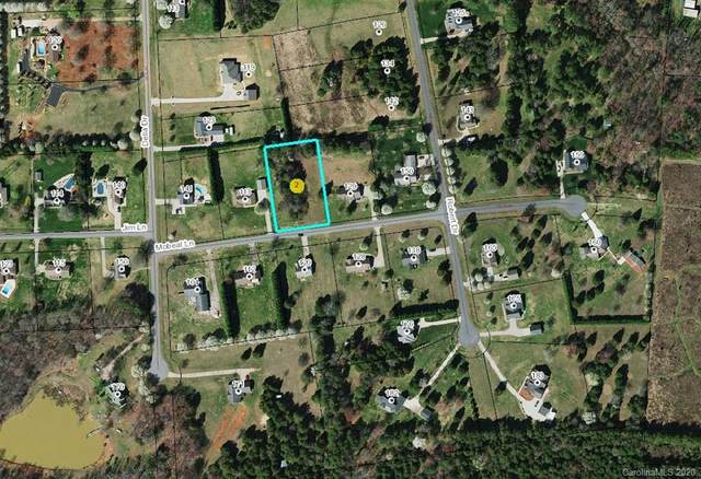 Lot 27 Mobeal Lane, Statesville, NC 28625 (#3673622) :: TeamHeidi®