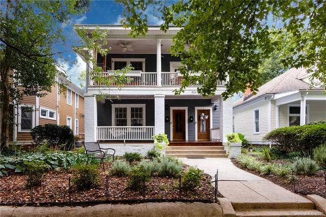 324 E Kingston Avenue, Charlotte, NC 28203 (#3673630) :: SearchCharlotte.com