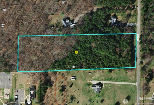 Lot 7 Emma Lane, Statesville, NC 28625 (#3673636) :: BluAxis Realty