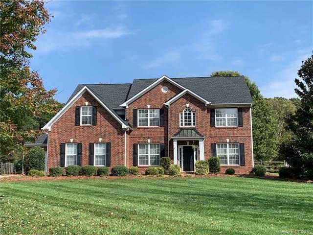 14934 Shingle Oak Road, Mint Hill, NC 28227 (#3673706) :: LePage Johnson Realty Group, LLC