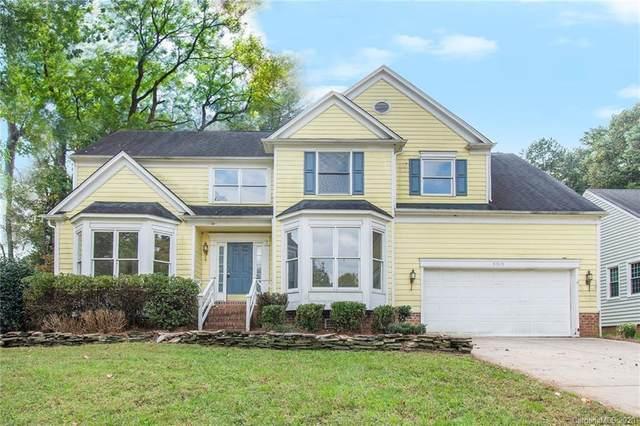 9015 Chimney Ridge Trail, Charlotte, NC 28269 (#3673722) :: Cloninger Properties
