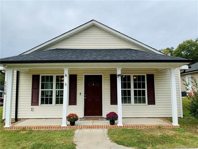 1116 S Walnut Street, Kannapolis, NC 28081 (#3673731) :: Homes Charlotte
