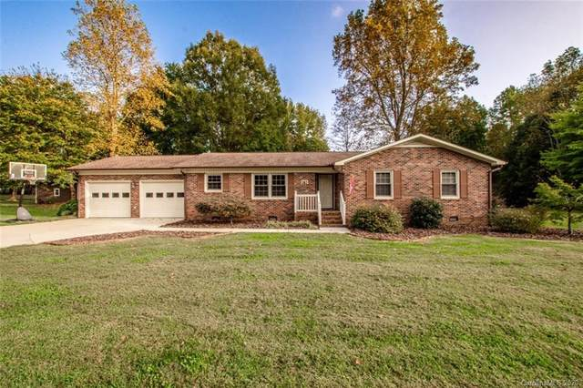 161 State Park Road, Troutman, NC 28166 (#3673784) :: LePage Johnson Realty Group, LLC