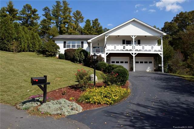 142 Ridge Brook Drive #23, Weaverville, NC 28787 (#3673841) :: NC Mountain Brokers, LLC