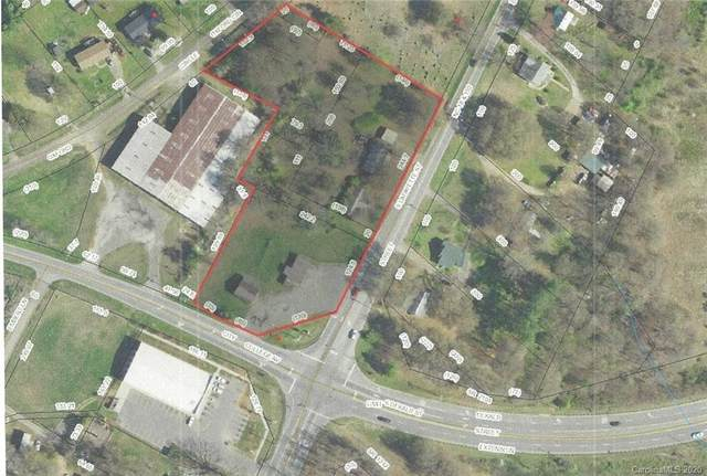 1772 S Lafayette Street S, Shelby, NC 28152 (#3673843) :: Robert Greene Real Estate, Inc.