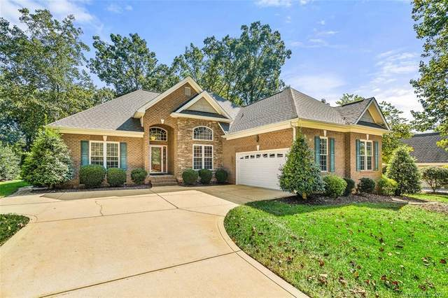 125 English Ivy Lane #4, Mooresville, NC 28117 (#3673943) :: Carver Pressley, REALTORS®