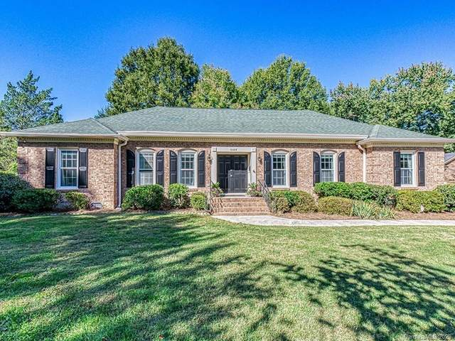 6428 Long Meadow Road L18, Charlotte, NC 28210 (#3673969) :: Carver Pressley, REALTORS®