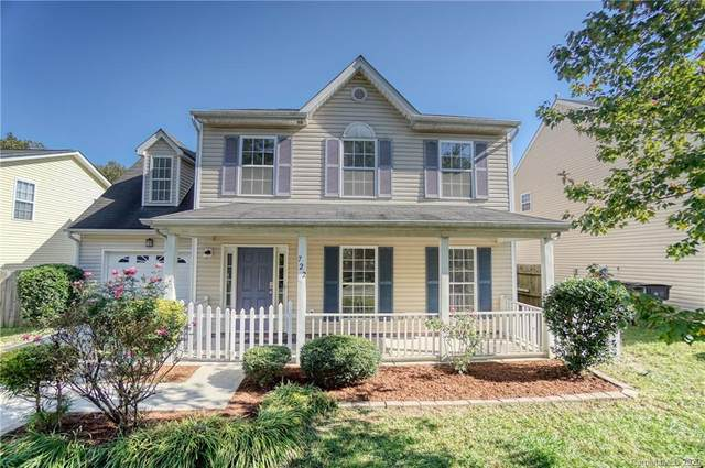 722 Wilderness Trail Drive, Charlotte, NC 28214 (#3673979) :: MOVE Asheville Realty