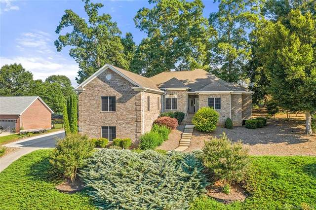 599 Players Ridge Road, Hickory, NC 28601 (#3673995) :: Robert Greene Real Estate, Inc.