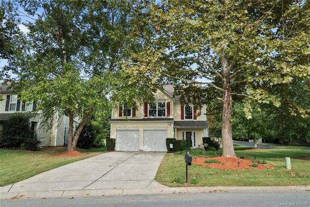 9610 Chastain Walk Drive, Charlotte, NC 28216 (#3674030) :: The Premier Team at RE/MAX Executive Realty