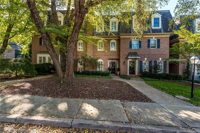 214 Perrin Place, Charlotte, NC 28207 (#3674119) :: IDEAL Realty