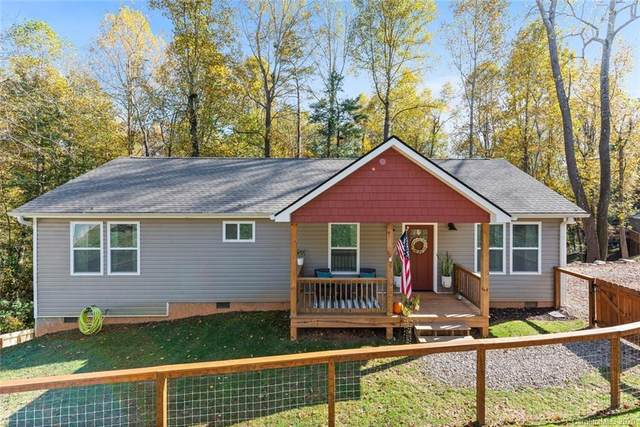 113 Tail Feather Lane #10, Candler, NC 28715 (#3674157) :: LePage Johnson Realty Group, LLC