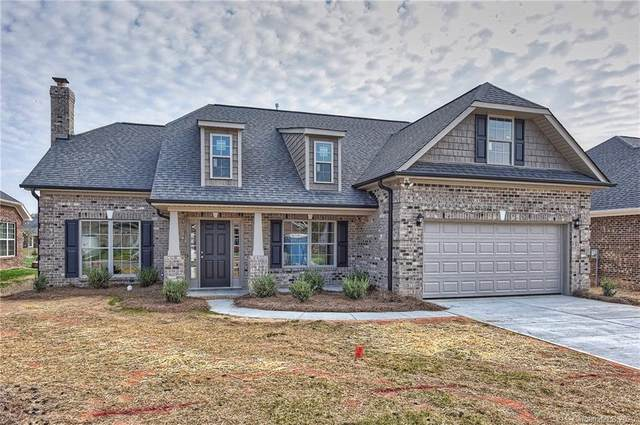 5392 Roberta Meadows Court #23, Concord, NC 28027 (#3674216) :: The Premier Team at RE/MAX Executive Realty