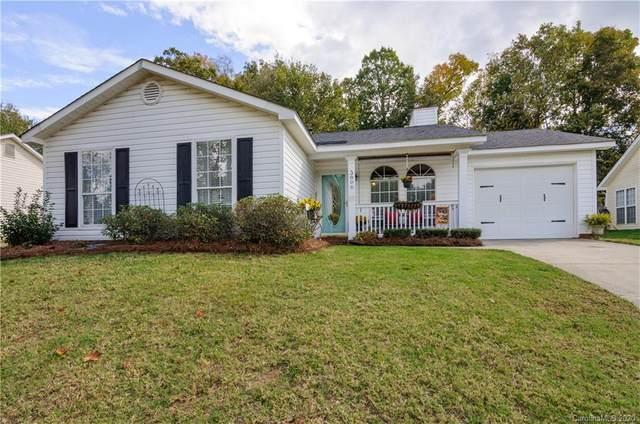 3806 Hunters Run Lane, Matthews, NC 28105 (#3674257) :: Love Real Estate NC/SC