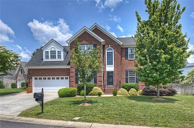 6913 Saddlebury Lane, Charlotte, NC 28226 (#3674288) :: LePage Johnson Realty Group, LLC