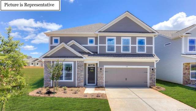 3088 Burnello Court, Iron Station, NC 28080 (#3674317) :: LePage Johnson Realty Group, LLC
