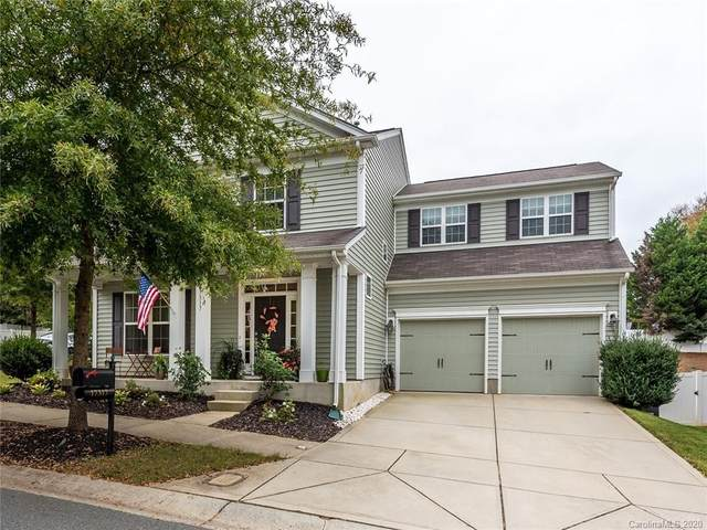 17317 Caldwell Track Drive, Huntersville, NC 28078 (#3674355) :: LePage Johnson Realty Group, LLC